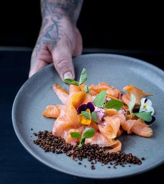 food-salmon-clarion-hotel-copenhagen-airport