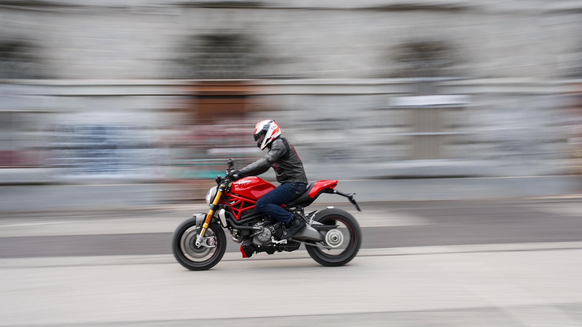 Ducati Monster 1200 High Performance Naked Bikes