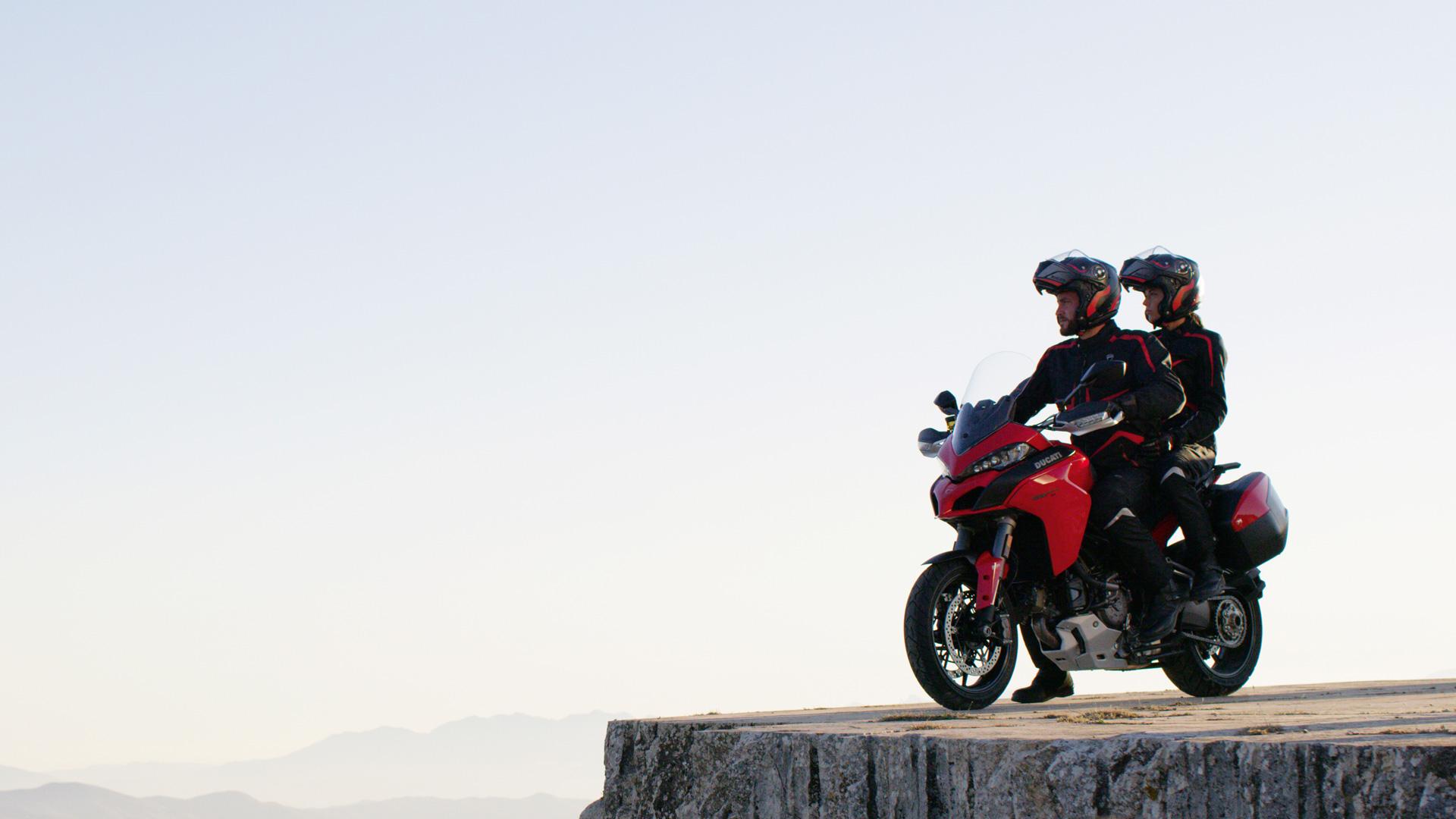 Ducati Multistrada 1260: more than a bike, it's a multi-bike!