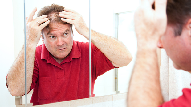 Guys, Stop Your Hair From Thinning!
