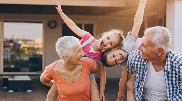 Why Grandkids Are Good For You!