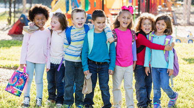 What's The Secret To Healthy, Happy Kids And Grandkids?