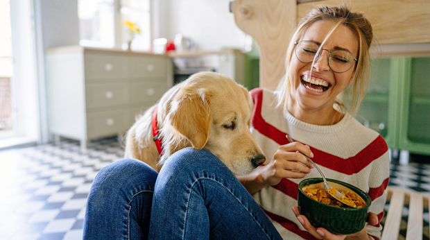 Dine Like Your Dog!