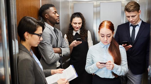 Elevators And The Virus