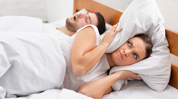 "Do You Need A ""Sleep Divorce?"""