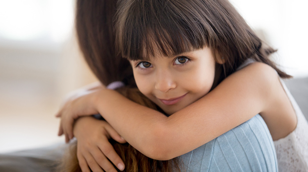 Your Hugs Keep Your Kids Healthy!