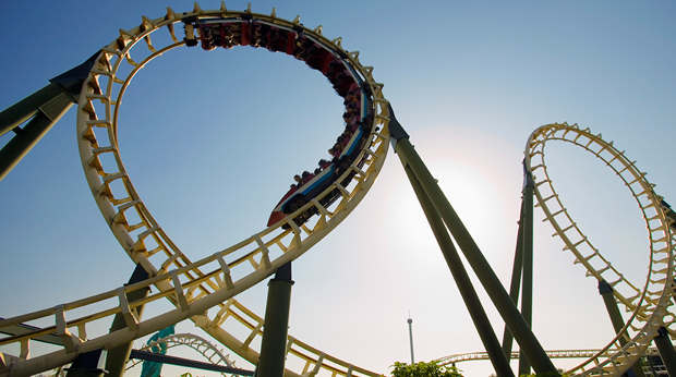 Kidney Stones And Roller Coasters