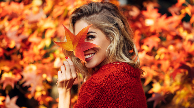 Why Fall Makes Us Happier!