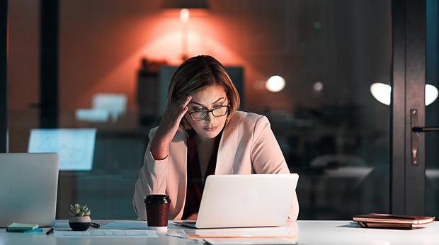 Workaholics – Don't Forget Your Partner!