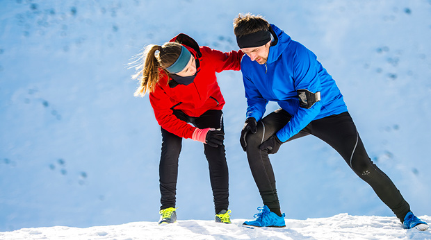 Cold Weather Aches & Pains!