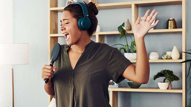 Sing To Feel Happier!