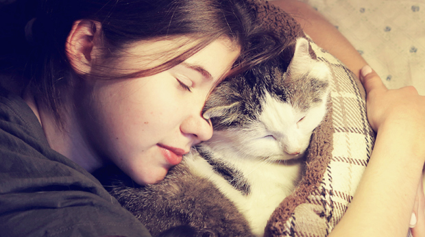 Pets Help Kids With Anxiety!