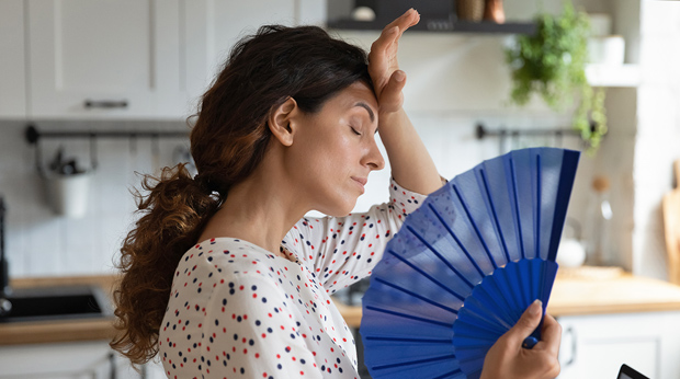 Why Are You Sweating So Much? (Besides the heat!)