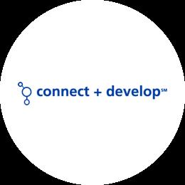 Connect + develop