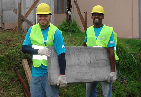 Making a House a Home: P&G and Habitat for Humanity Celebrate 10 Years