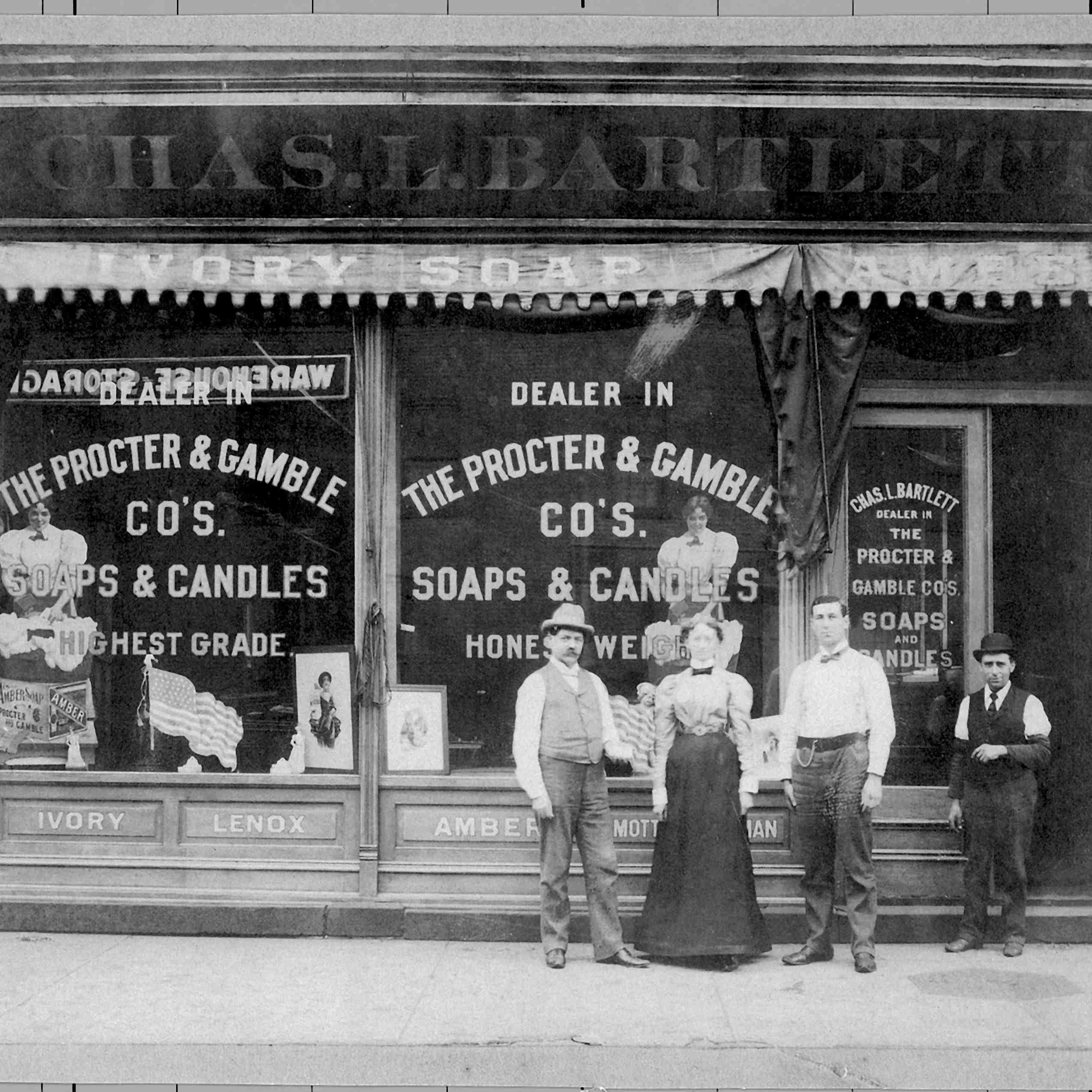 1880s Bartlett Store