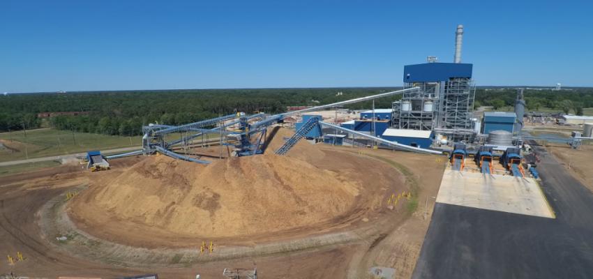 Albany Biomass Facility