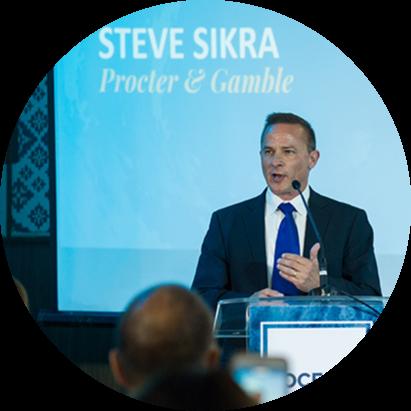 Steve Sikra P&G