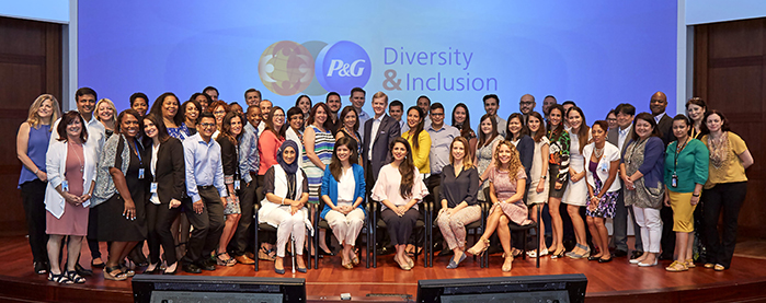 Champions and Change Agents in Diversity & Inclusion