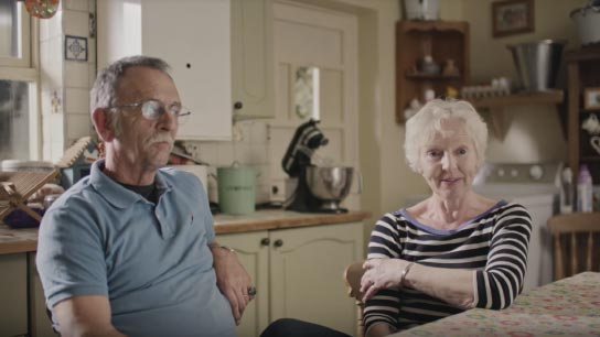 """Watch video: Fairy UK Asks: """"Is housework shared fairly in your home?"""""""