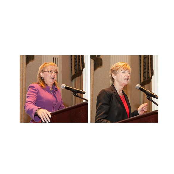 DirectWomen Recognizes Debbie Majoras