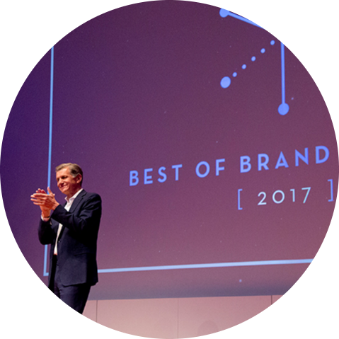 Best of Brands exhibit