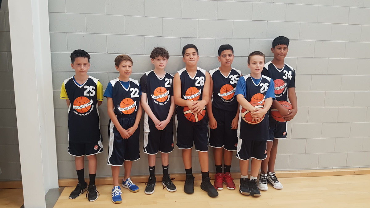 HCK 12 & Unders Heat Team
