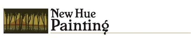 New Hue Painting Logo