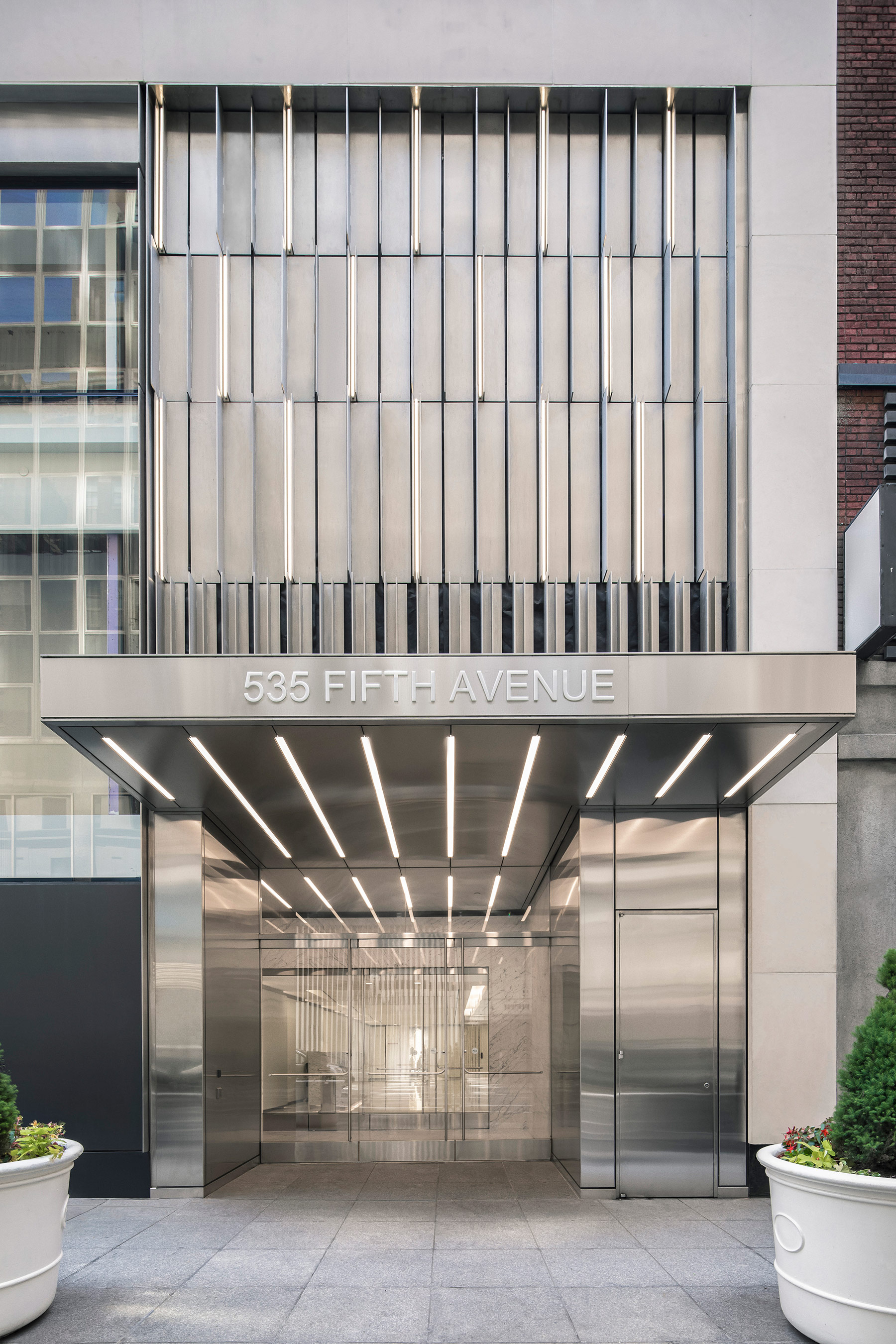 535 Fifth Entrance