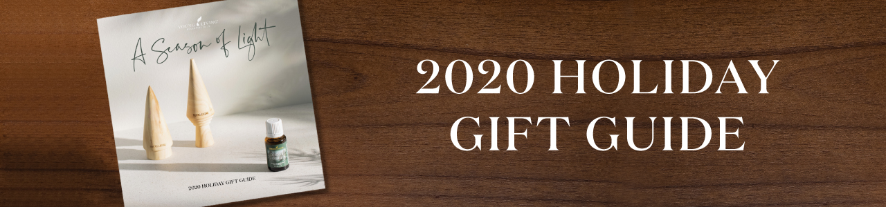 2020 Doterra Christmas Gift Guide 2020 Holiday Gift Guide | Young Living Essential Oils
