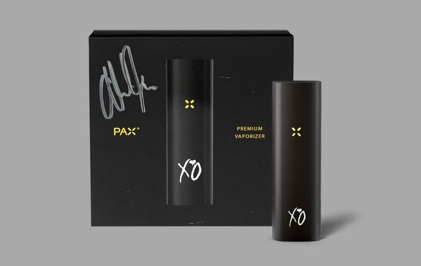 Get your hands on a PAX 2 signed by The Weeknd!