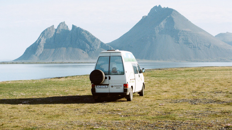 Photo Essay: Living the #Vanlife in Iceland