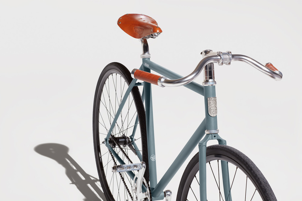 e9b318dfab4 Handsome Cycles x Blu Dot Collaboration Bike. This ultimate city cruiser ...