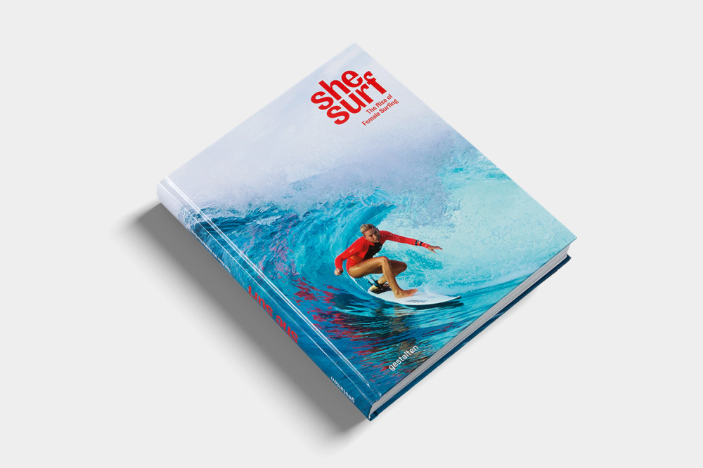 """New Book """"She Surf"""" Gives Women's Surfing the Respect it Deserves"""