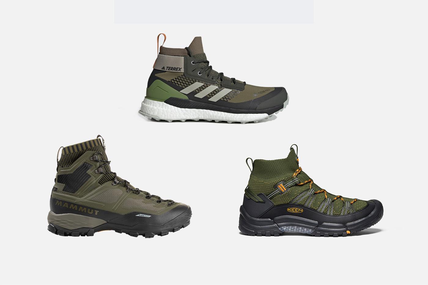 keen gore tex boots
