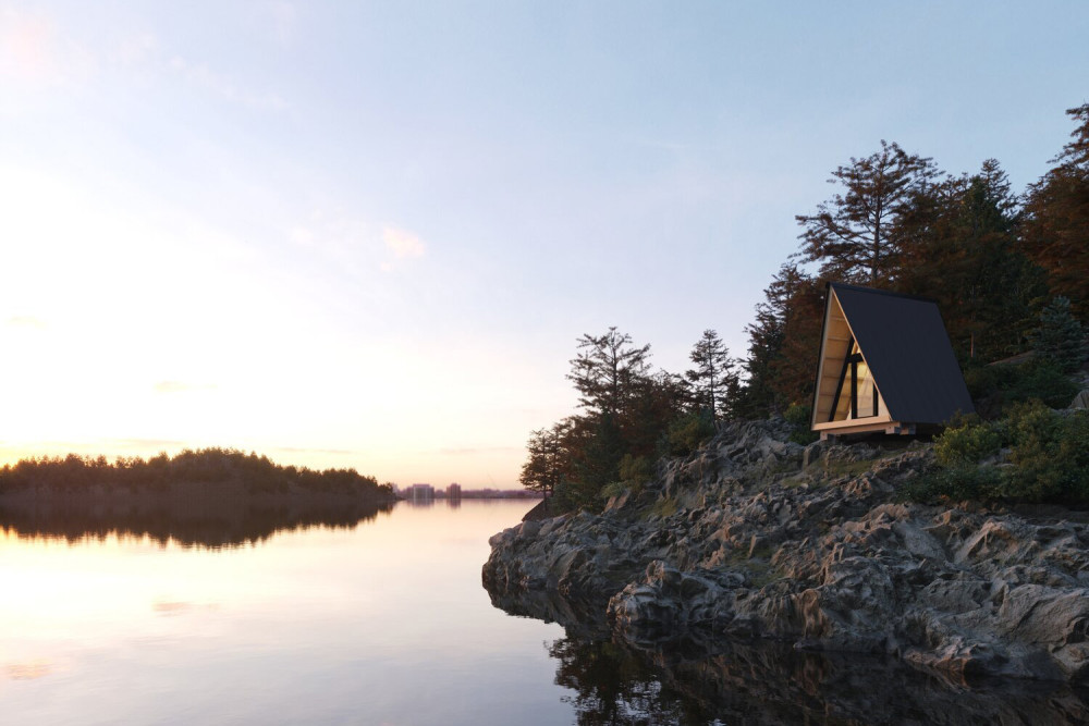 6 Prefab A-Frame Cabin Kits You Can Buy Right Now