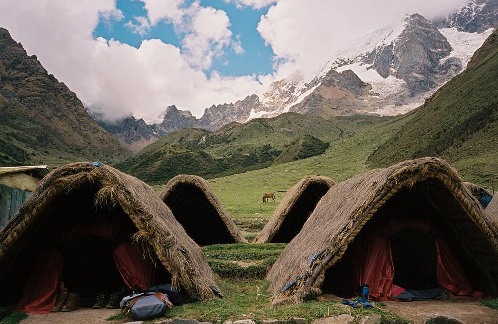 Hiking Peru's Legendary Salkantay Trail at 15,000 Feet