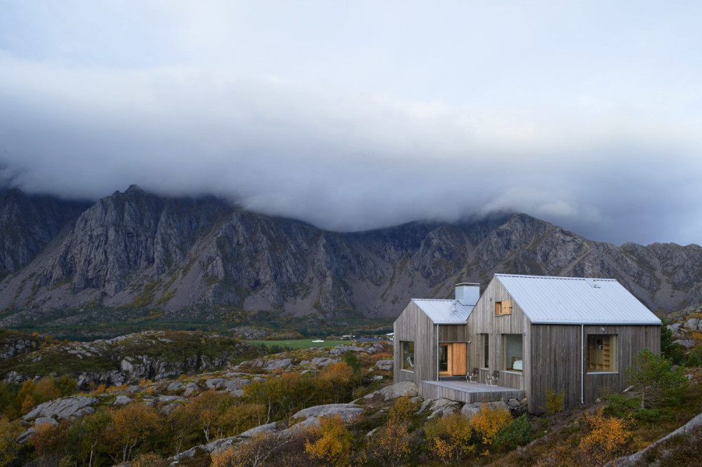 This Arctic Circle Hideaway Is Everything We Love About Design