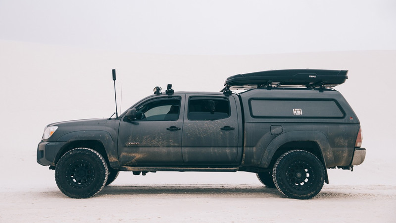 6 Reasons Why the Best Adventure Rig Isn't a Van—It's a Truck