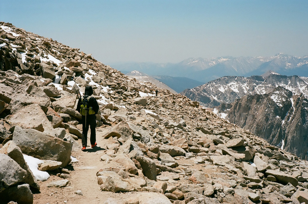 A Visual Guide to Hiking the Highest Peak in the Lower 48