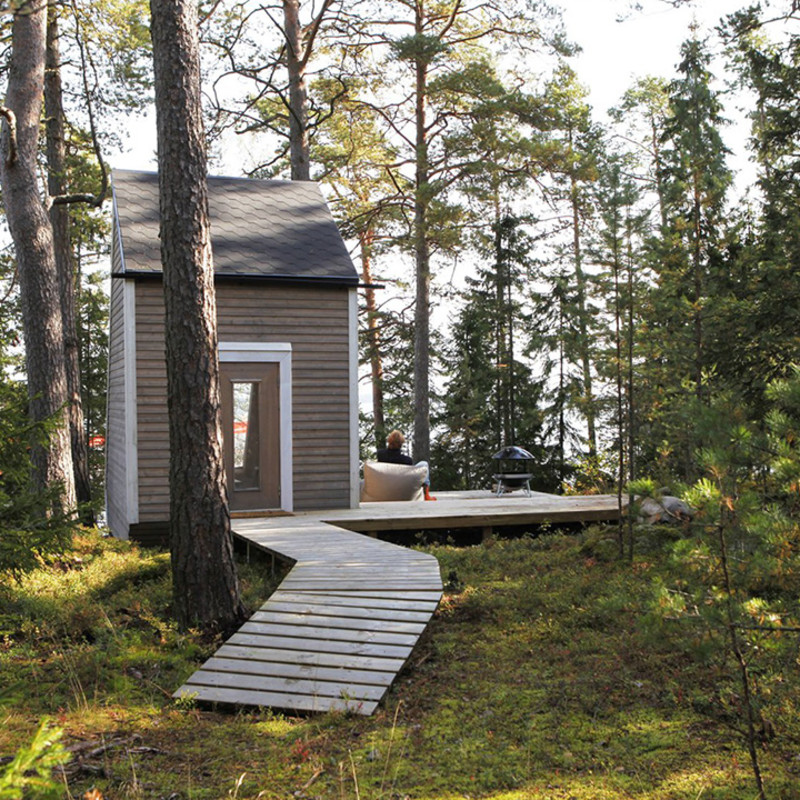 How to Build a Micro Cabin for Cheap - Tiny House Plans