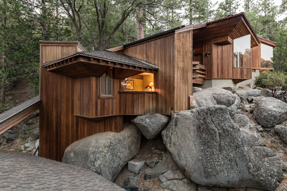 Idle a While in One of These Epic Idyllwild, CA Cabins
