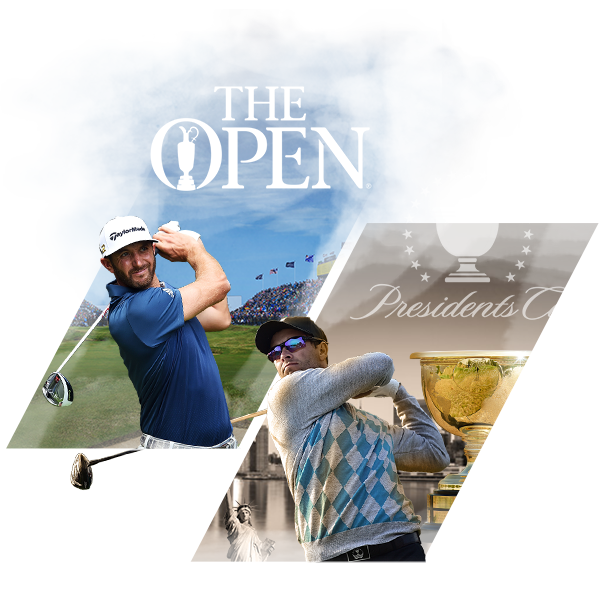 Golf Channel - The Open & Presidents Cup