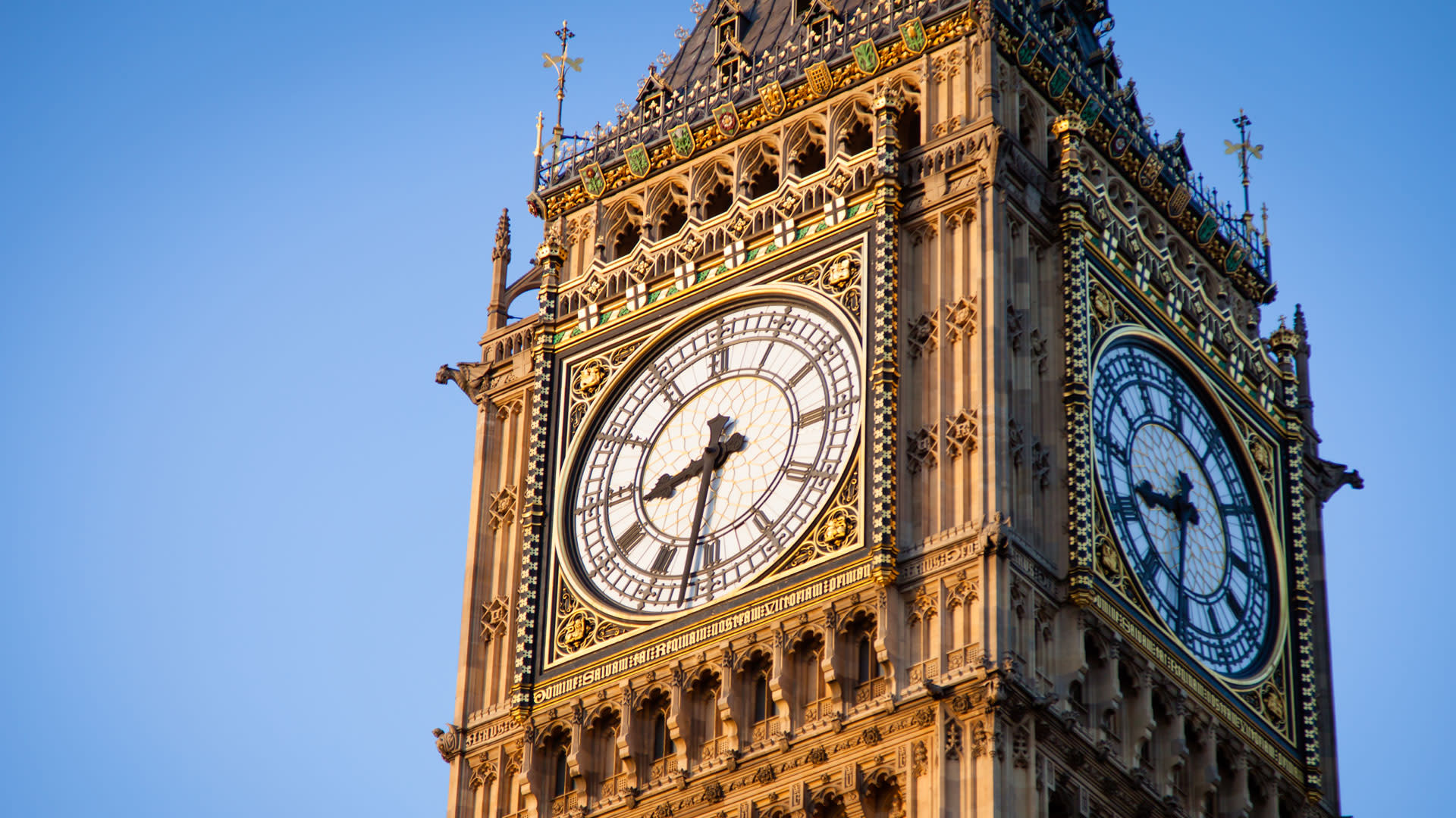 Big Ben, Houses of Parliament, Westminster, UK