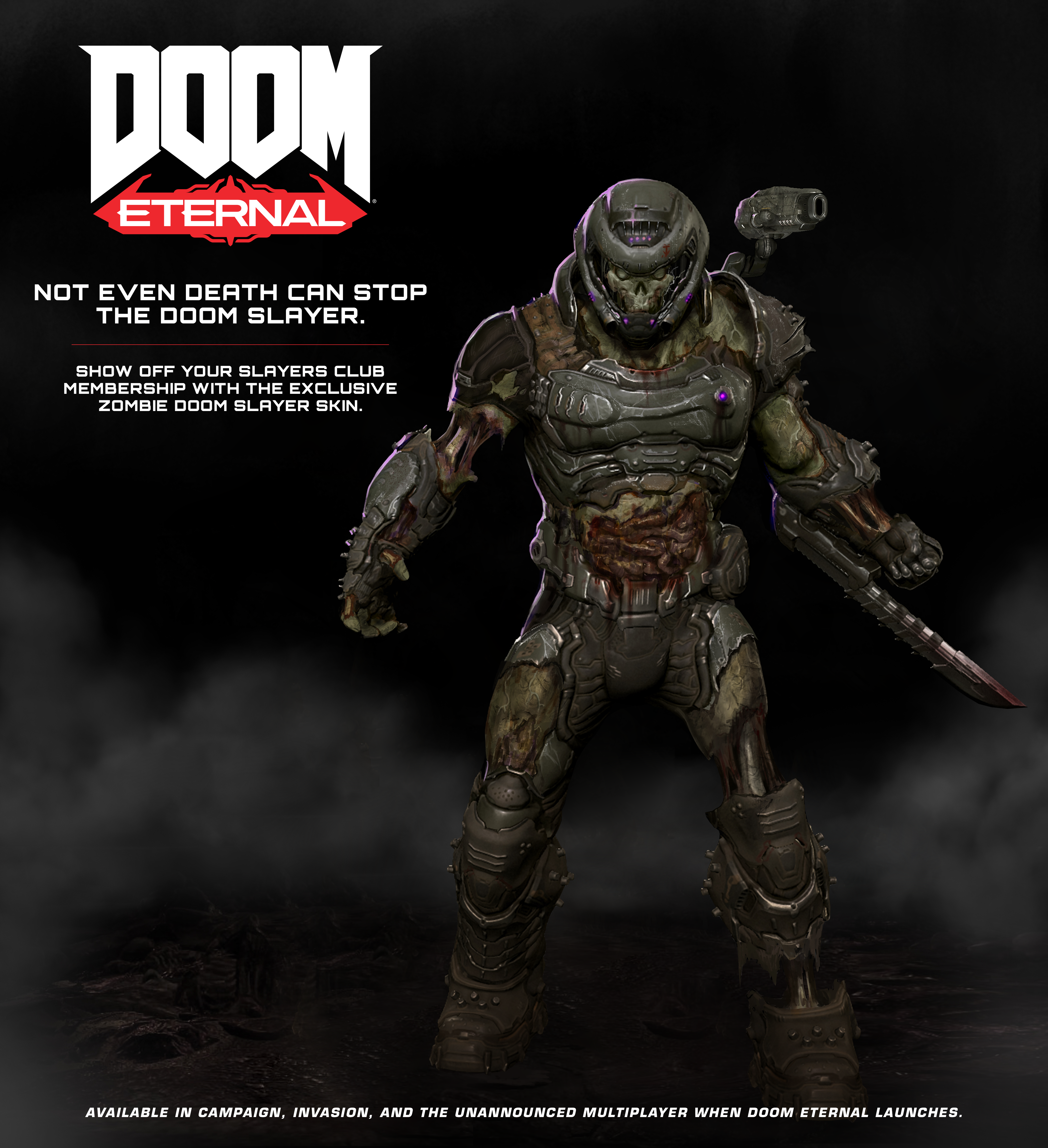 doom slayer wallpaper iphone