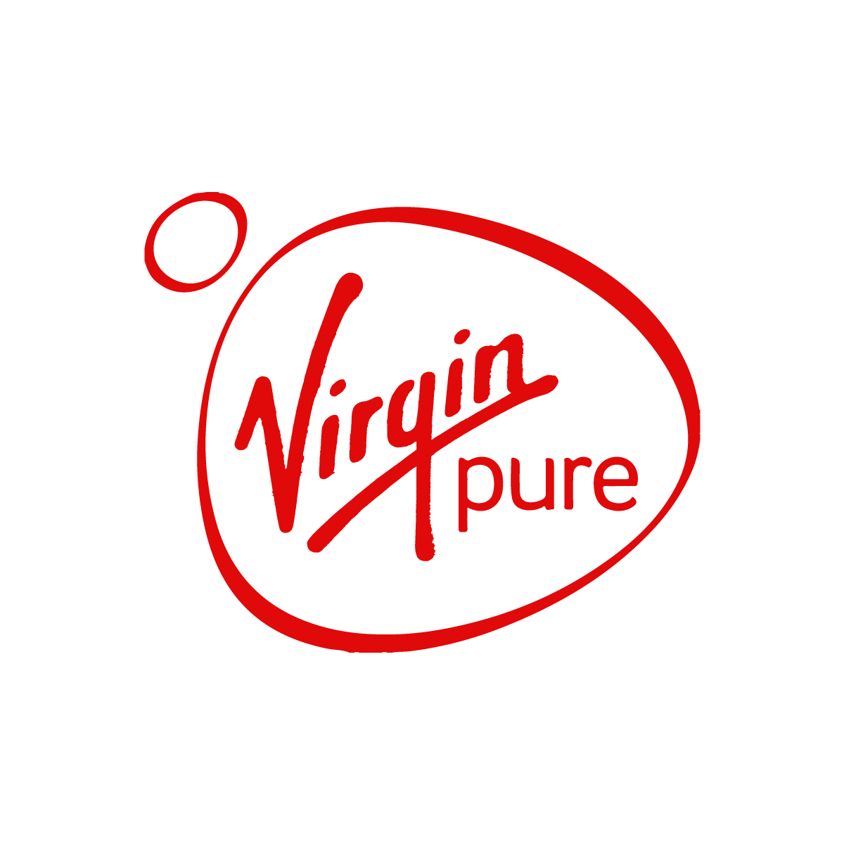 Virgin Pure logo