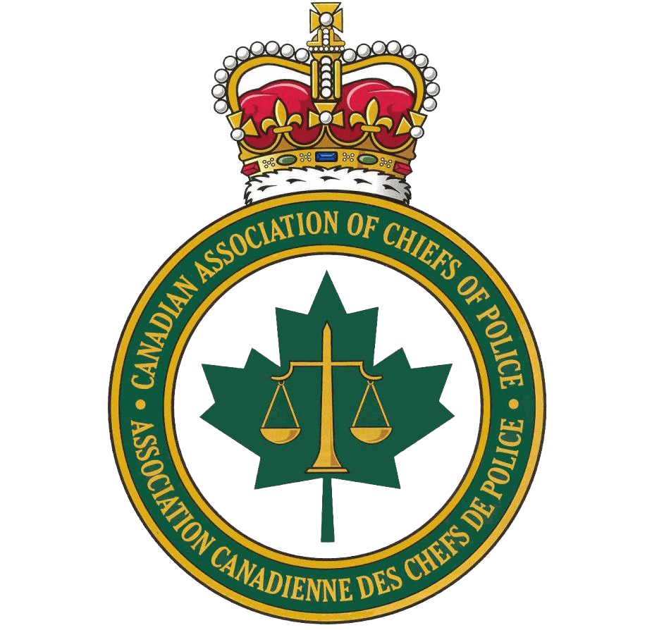 Logo for Canadian Association of Chiefs of Police