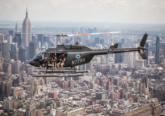 FlyNYON - The Ultimate Helicopter Photo Experience