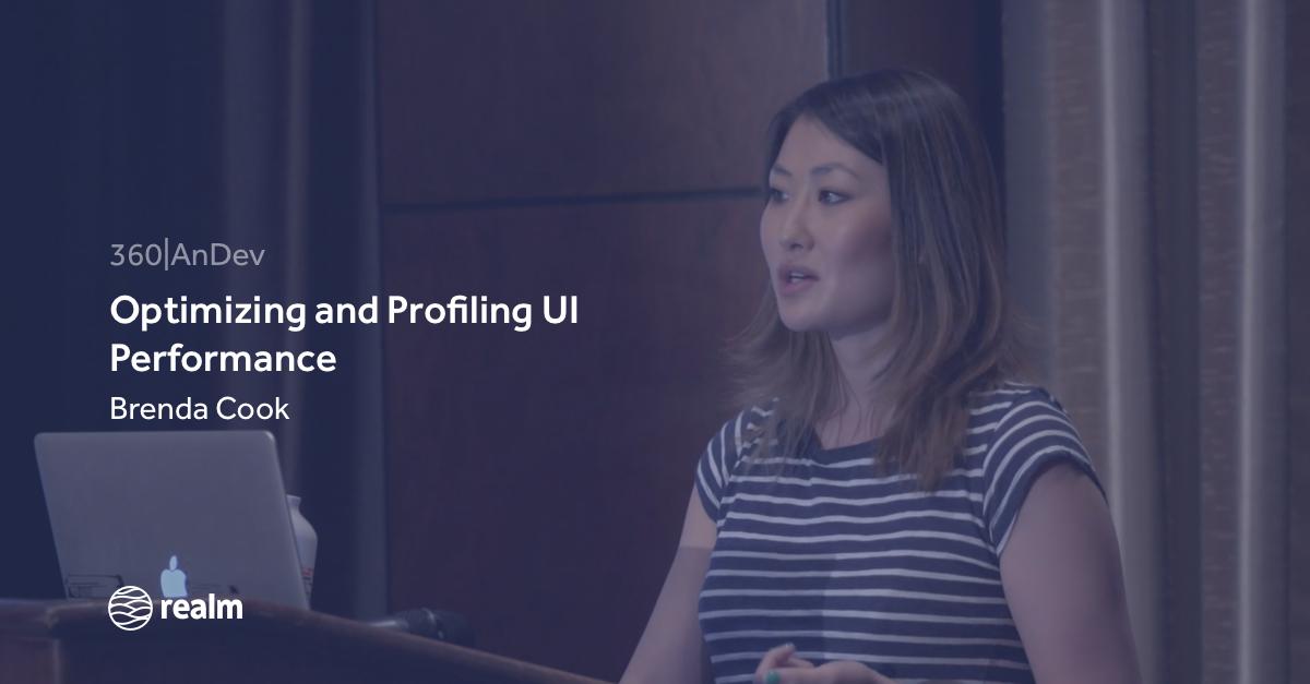 Optimizing and Profiling UI Performance