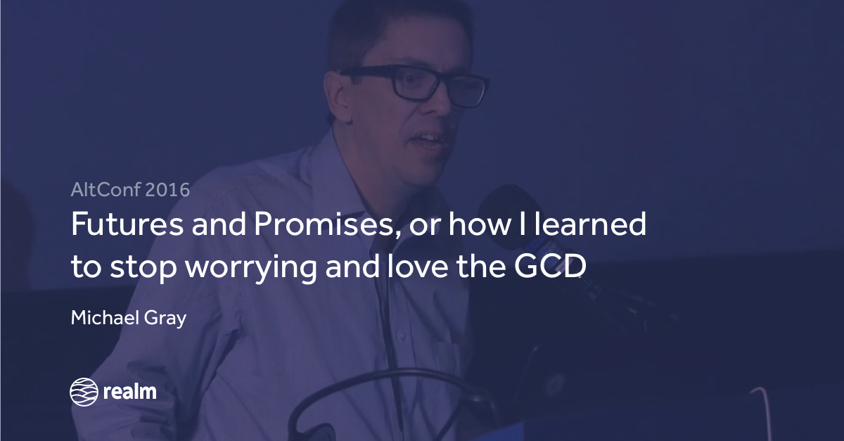 How I Learned to Stop Worrying and Love the GCD